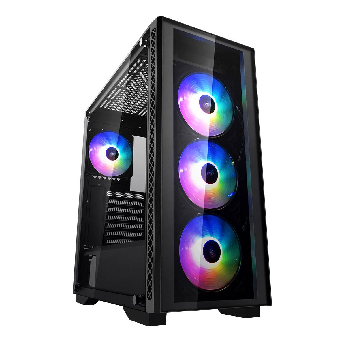 کیس کامپیوتر دیپ کول مدل MATREXX 50 ADD-RGB 4F