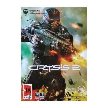 بازی CRYSIS 2 مخصوص PC نشر پرنیان