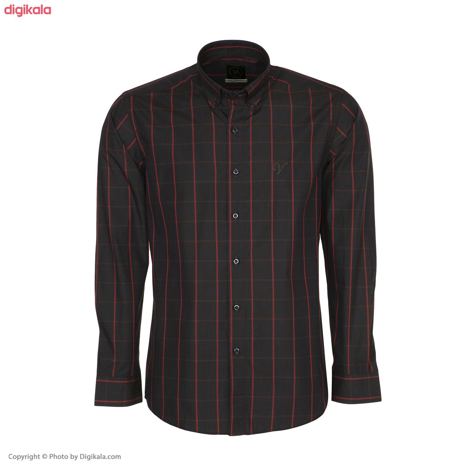 پیراهن آستین بلند مردانه مدل NO.5 main 1 1