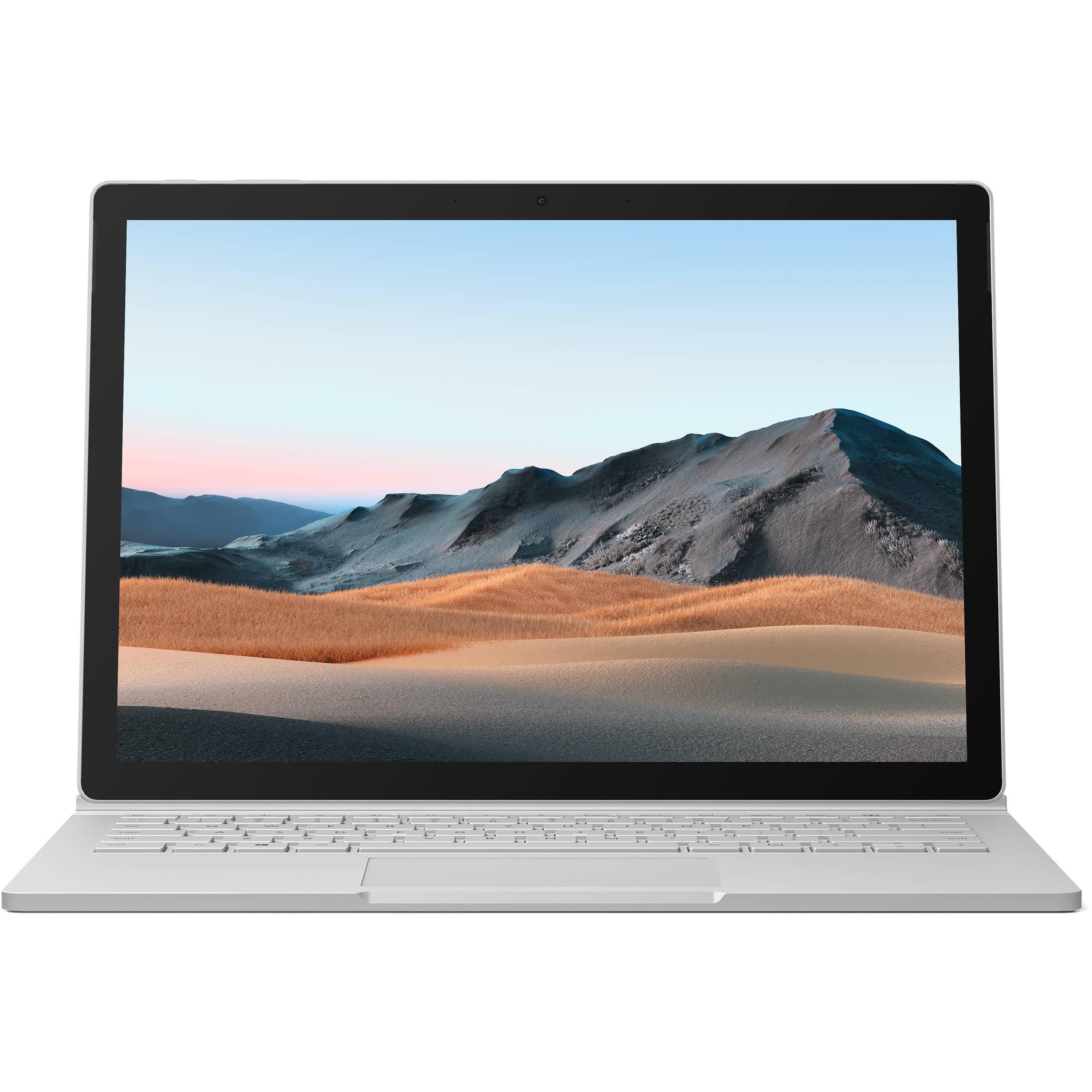لپ تاپ 13 اینچی مایکروسافت مدل Surface Book 3- F