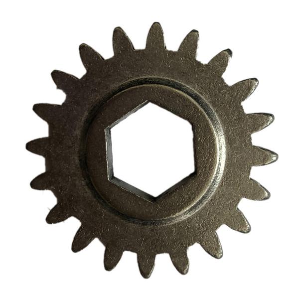 چرخ دنده گیربگس موتور ساید کرکره برقی کد04