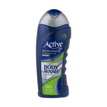 شامپو بدن مردانه اکتیو سری Sport مدل Blue مقدار 400 گرم