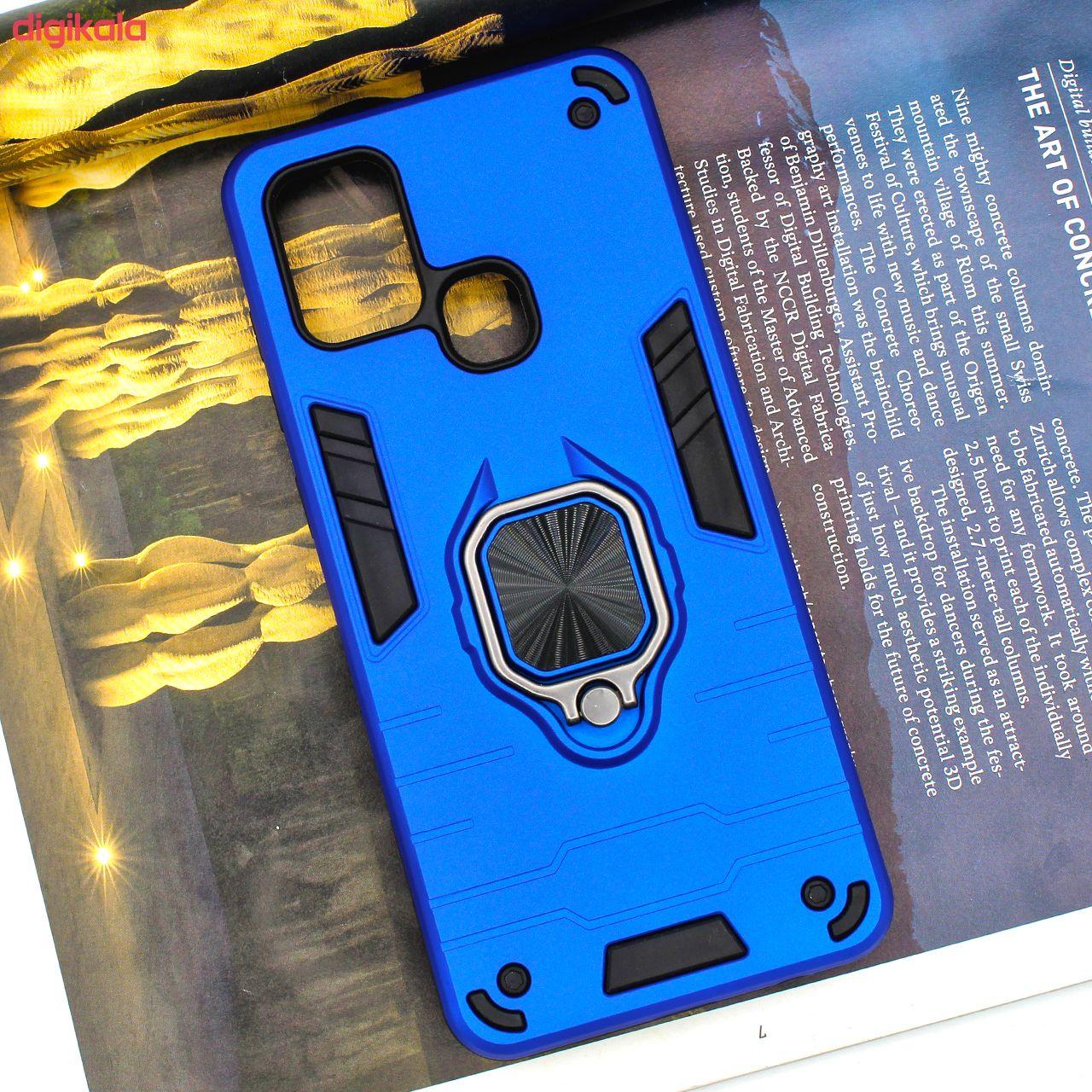 کاور لاین کینگ مدل ASH22 مناسب برای گوشی موبایل سامسونگ مدل Galaxy A21S main 1 5