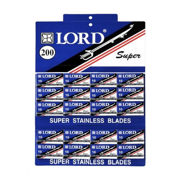 تیغ یدک لرد مدل Super مجموعه 20 عددی