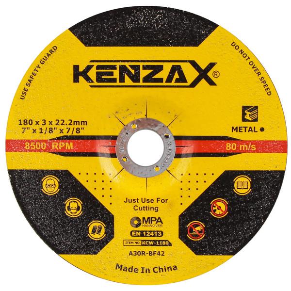 صفحه برش آهن کنزاکس مدل kcw-1180