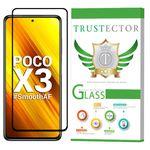 محافظ صفحه نمایش سرامیکی تراستکتور مدل CMC-T مناسب برای گوشی موبایل شیائومی Poco X3