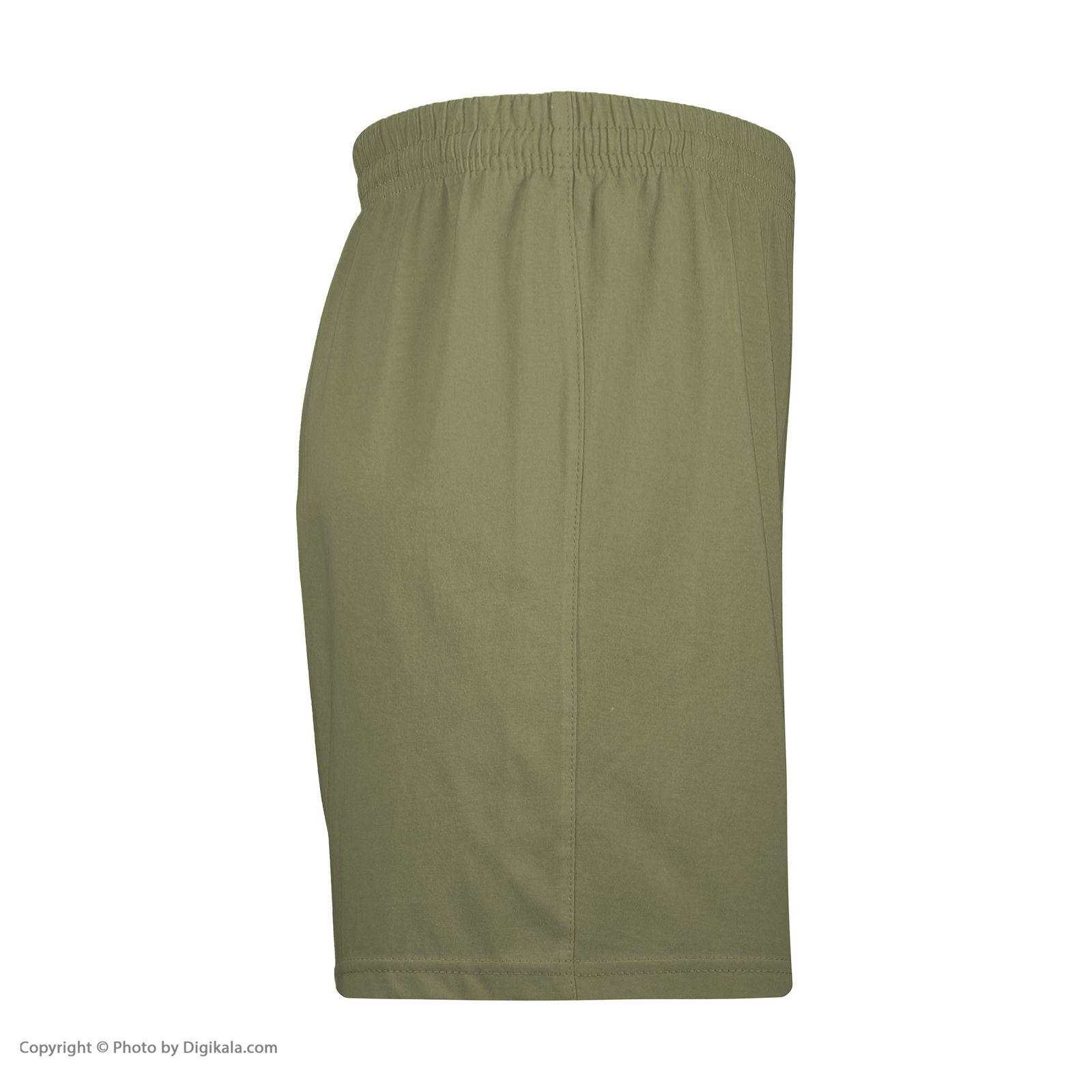 ست پیراهن و شورت ورزشی مردانه استارت مدل v1001-4 -  - 4