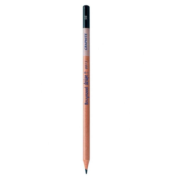 مداد طراحی برونزیل کد 89627