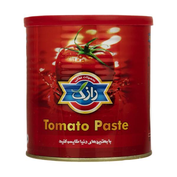 رب گوجه فرنگی رازک - 810 گرم