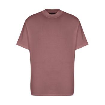 تیشرت آستین کوتاه مردانه گری مدل H36