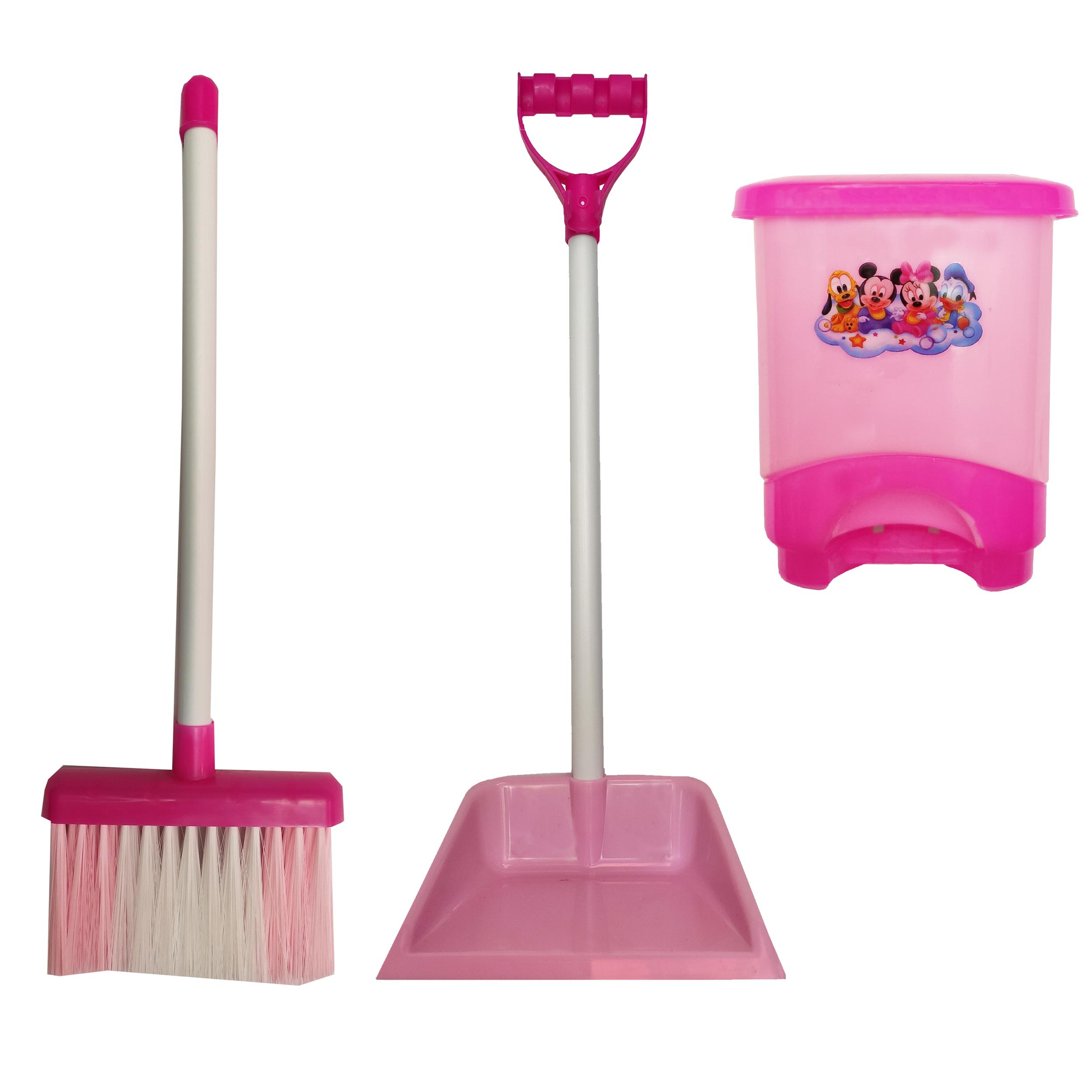 ست اسباب بازی وسایل نظافت کد N1