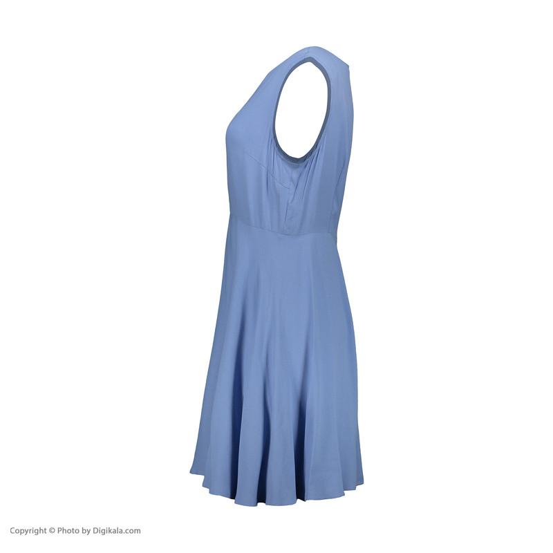 پیراهن زنانه سولا مدل SL614600022-LIGHTSKYBLUE