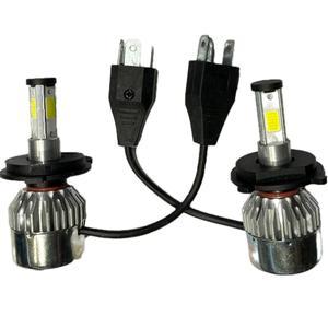 لامپ هدلایت خودرو مدل H4 بسته دو عددی