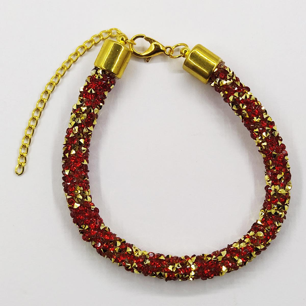 دستبند دخترانه سلین کالا مدلce-As6