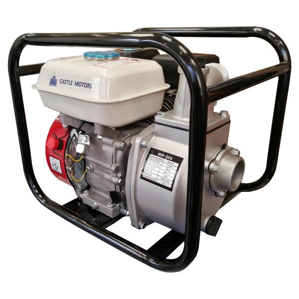 موتور پمپ آب بنزینی  کستل موتورز مدل WP30X
