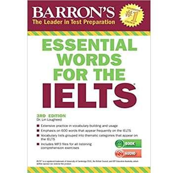 کتاب Essential Words for the IELTS اثر Lin Lougheed انتشارات هدف نوین