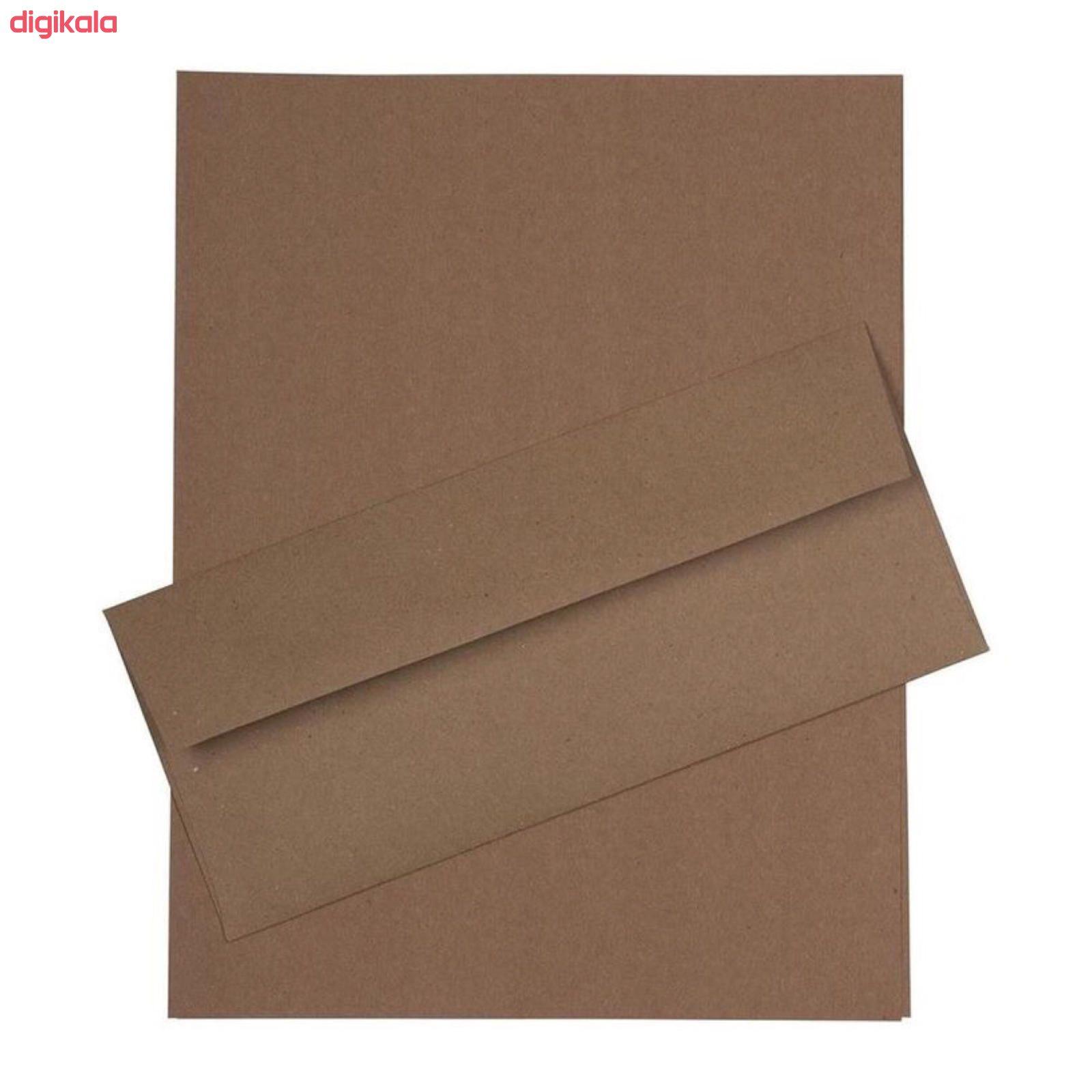 کاغذ کرافت کد kk10 بسته 10 عددی main 1 4