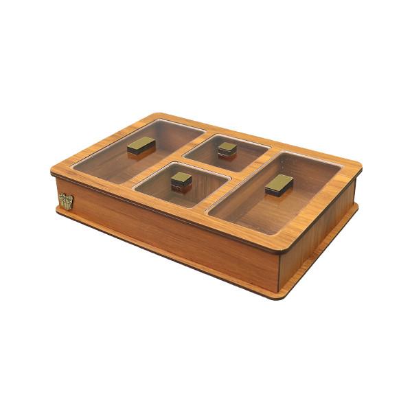 جعبه پذیرایی لوکس باکس کد LB21