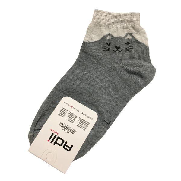جوراب بچگانه مدل CAT-4