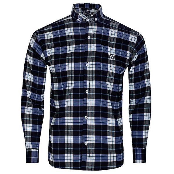 پیراهن آستین بلند مردانه  مدل 344004514