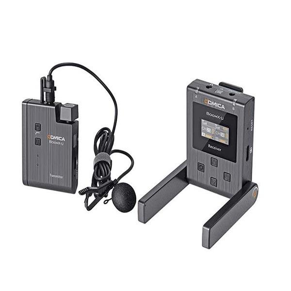 ست میکروفن بی سیم کامیکا مدل BoomX-U U1