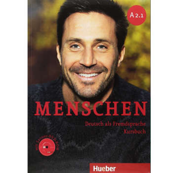 کتاب Menschen A2.1 اثر Franz Specht انتشارات هدف نوین