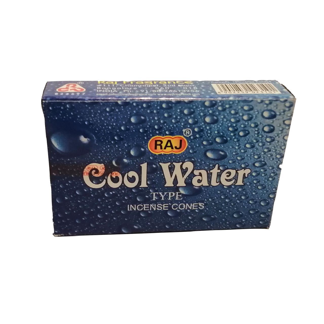 عود راجطرح COOL Waterمدل آبشاری