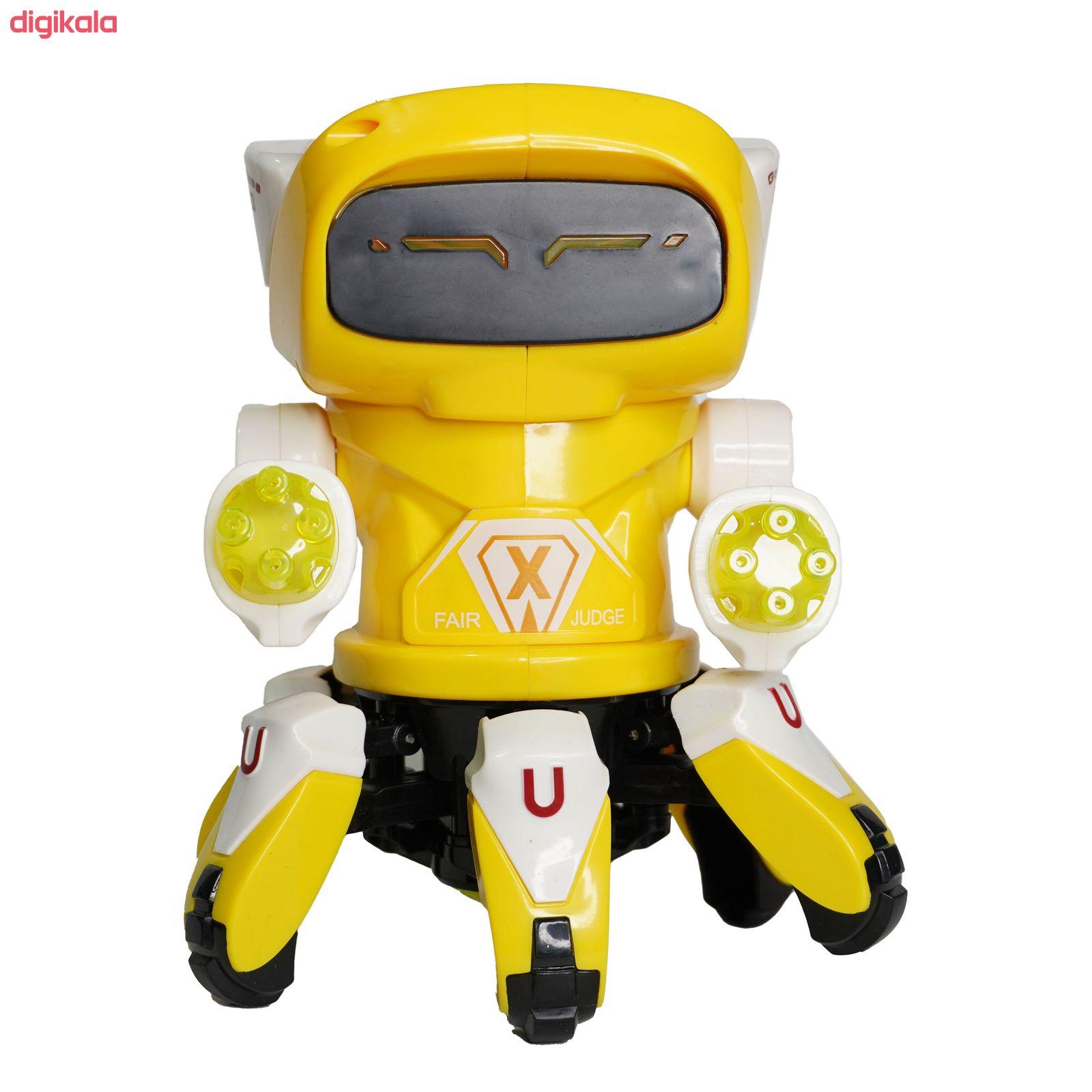 اسباب بازی طرح ربات مدل 58661 main 1 3
