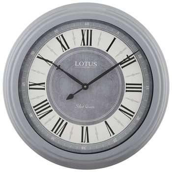 ساعت دیواری لوتوس مدل 16034