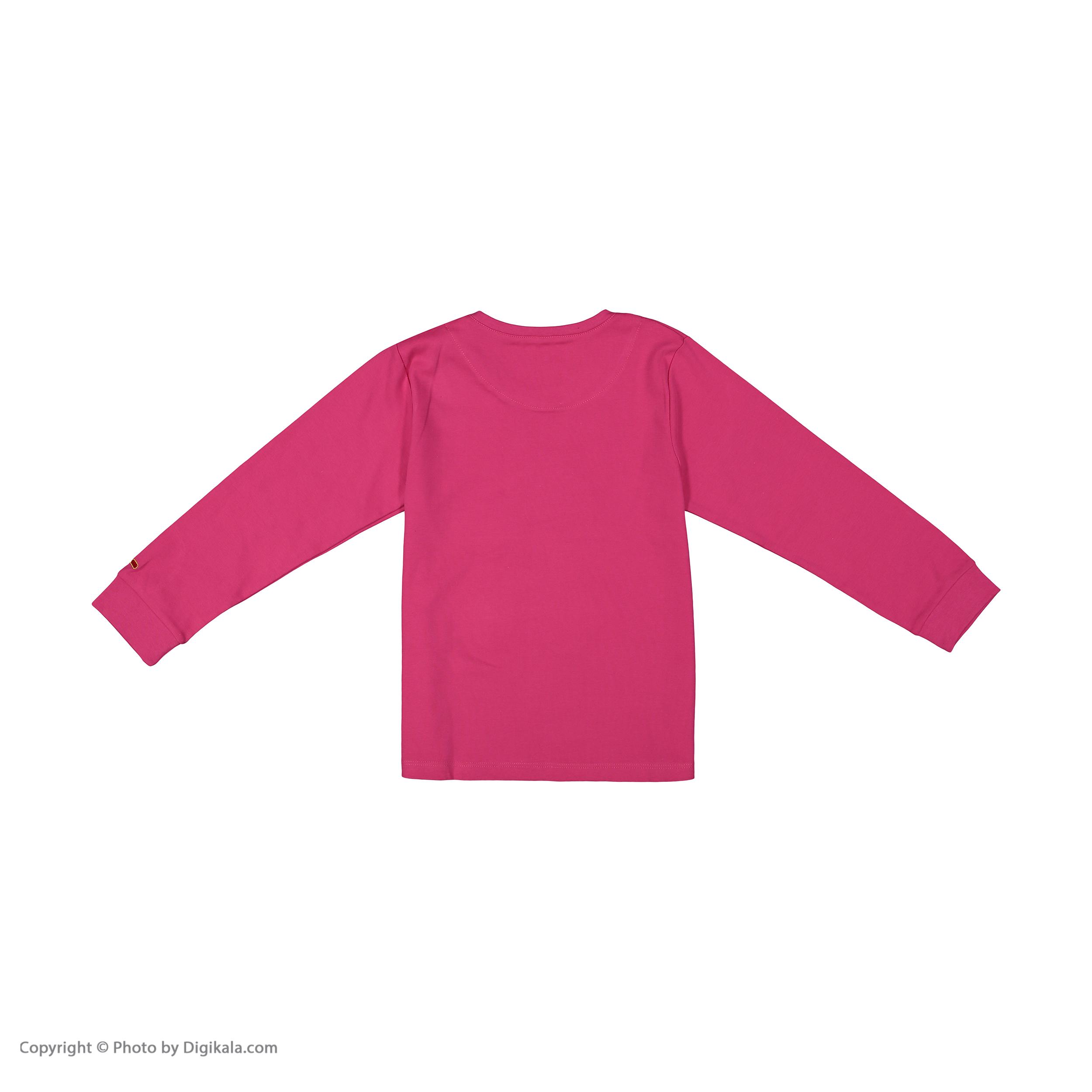 ست تی شرت و شلوار دخترانه مادر مدل 303-66 main 1 3