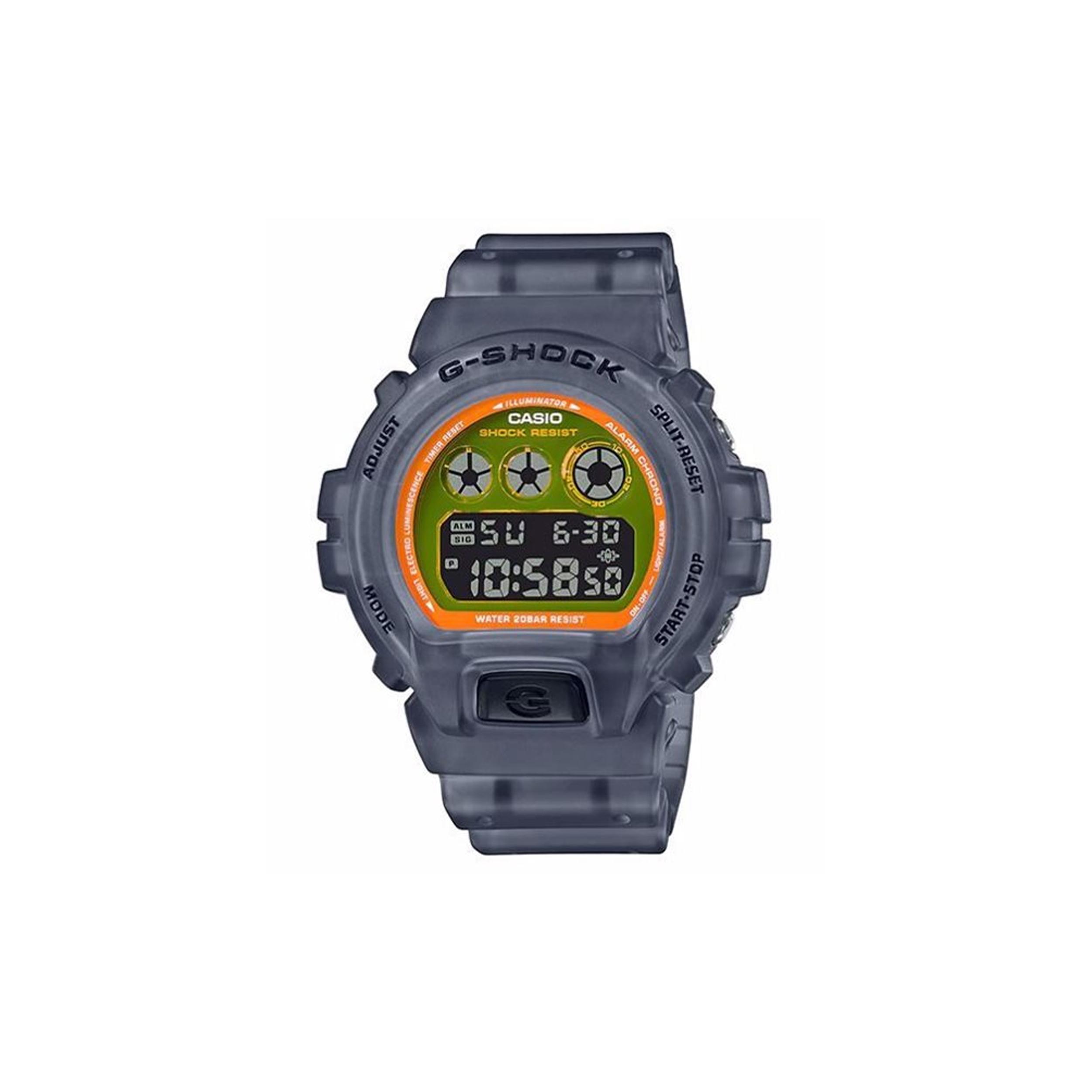 ساعت مچی دیجیتال مردانه کاسیو مدل DW-6900LS-1DR