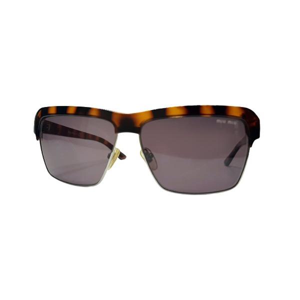 عینک آفتابی میو میو مدل SMU12LS2AU