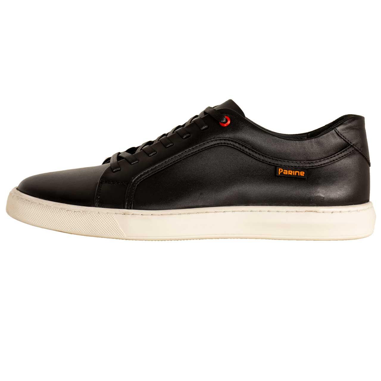 PARINECHARM leather men's casual shoes , SHO219 Model