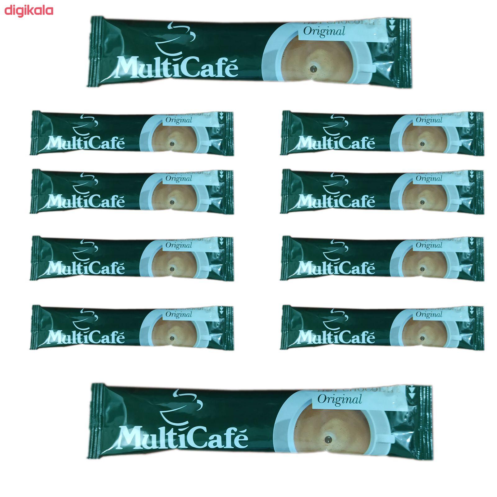 هات چاکلت مولتی کافه بسته 10 عددی main 1 2