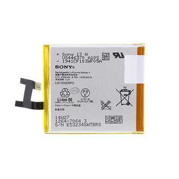 باتری موبایل مدل LIS1502ERPA255 ظرفیت 2330 میلی آمپر ساعت مناسب برای گوشی موبایل سونی Xperia Z