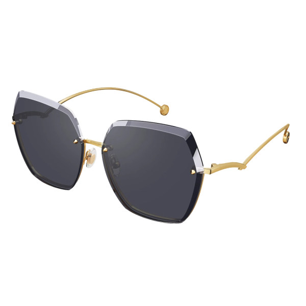 عینک آفتابی زنانه مولسیون مدل MS7067A60