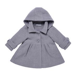 پالتو نوزادی دخترانه فیورلا مدل سروا کد 21501