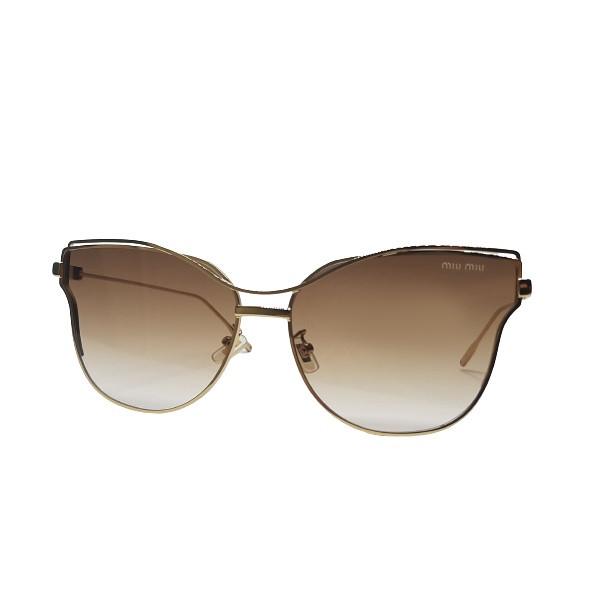 عینک آفتابی میو میو مدل SMU018Sc2