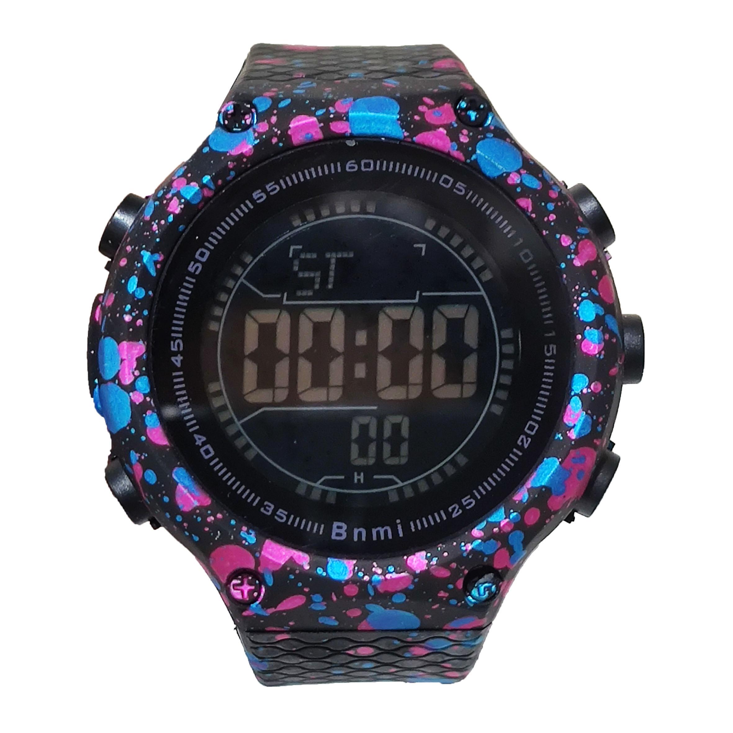 ساعت مچی دیجیتال مدل KR2021