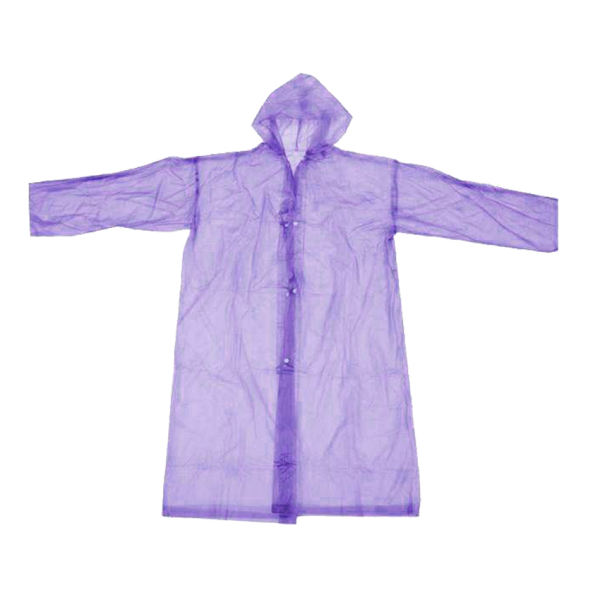 پانچو یکبار مصرف مدل Raincoat
