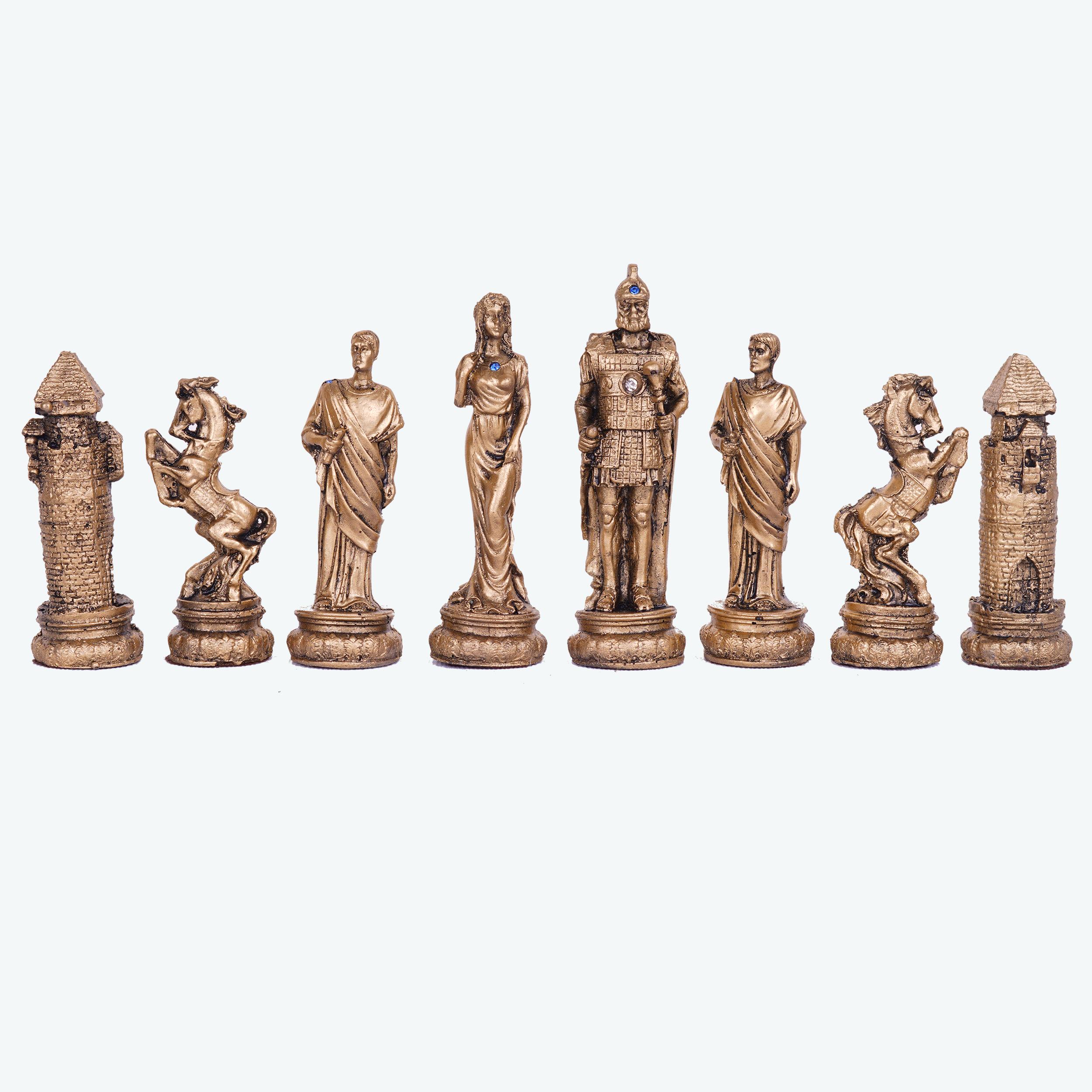 مهره شطرنج مدل نگین دار کد 32