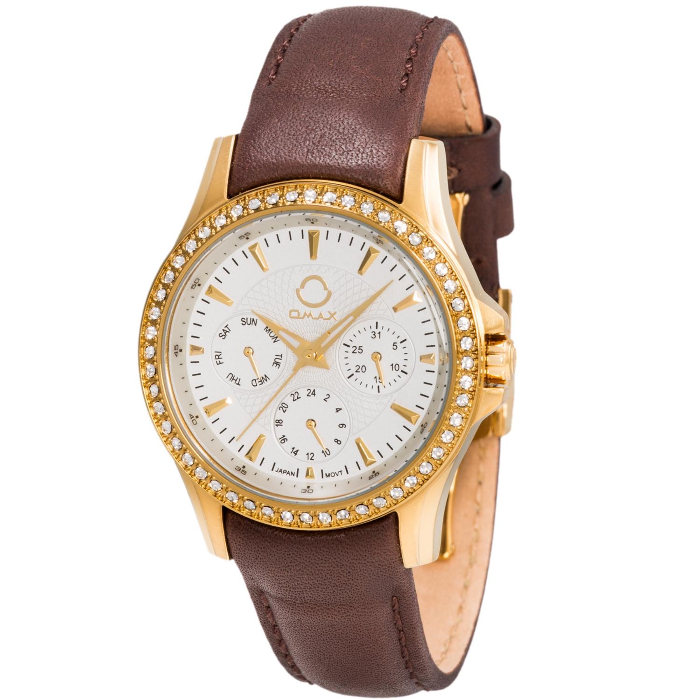 ساعت مچی عقربه ای زنانه اوماکس کد 45SLG65I-L              ارزان
