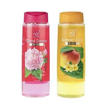 شامپو بدن مای مدل Floral Dance و Summer Juice حجم 420 میلی لیتر