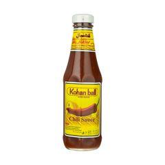 سس گوجه فرنگی و فلفل کهنبال - 325 گرم