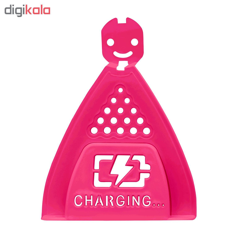 پایه نگهدارنده شارژر موبایل مدل Hng 0229 main 1 23