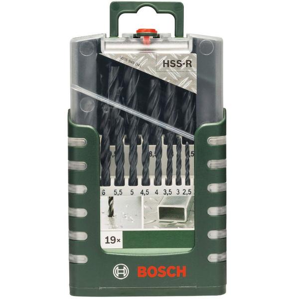 مجموعه 19 عددی مته بوش مدل 2609255131