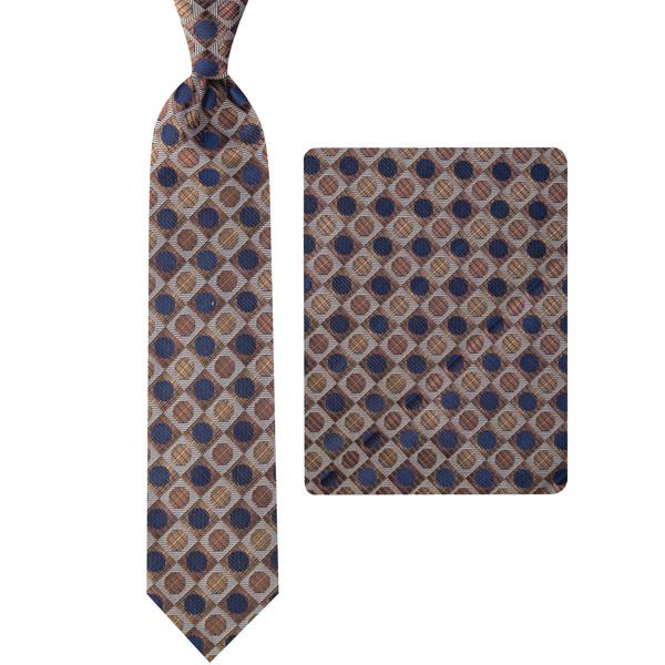 کراوات مدل GF-PO1013-BR