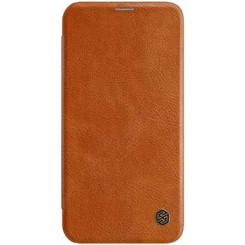 کیف کلاسوری نیلکین مدل QIN مناسب برای گوشی موبایل اپل iPhone 12