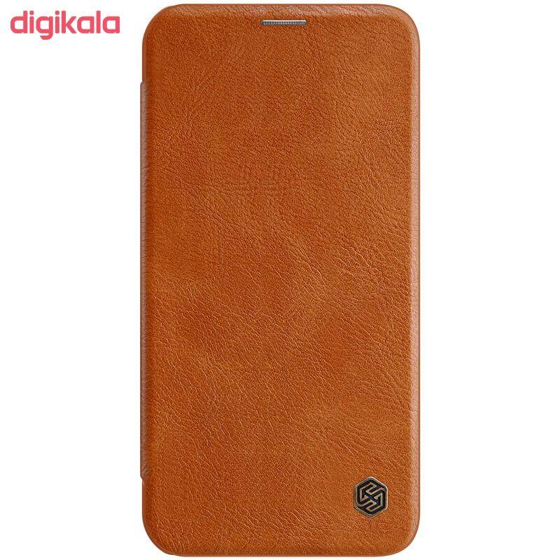 کیف کلاسوری نیلکین مدل QIN مناسب برای گوشی موبایل اپل iPhone 12 pro max main 1 6