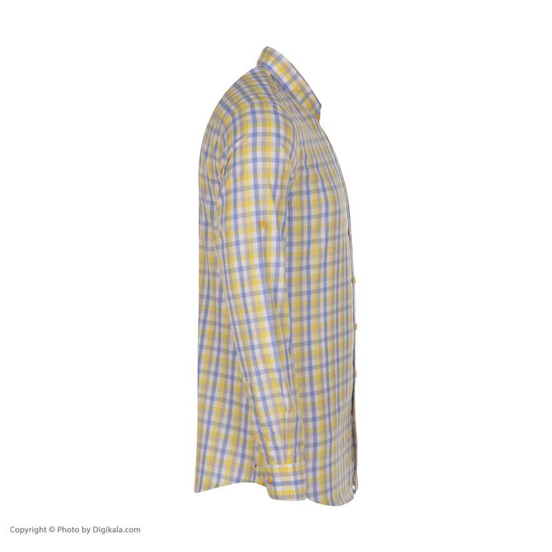 پیراهن مردانه رونی مدل 11330230-03